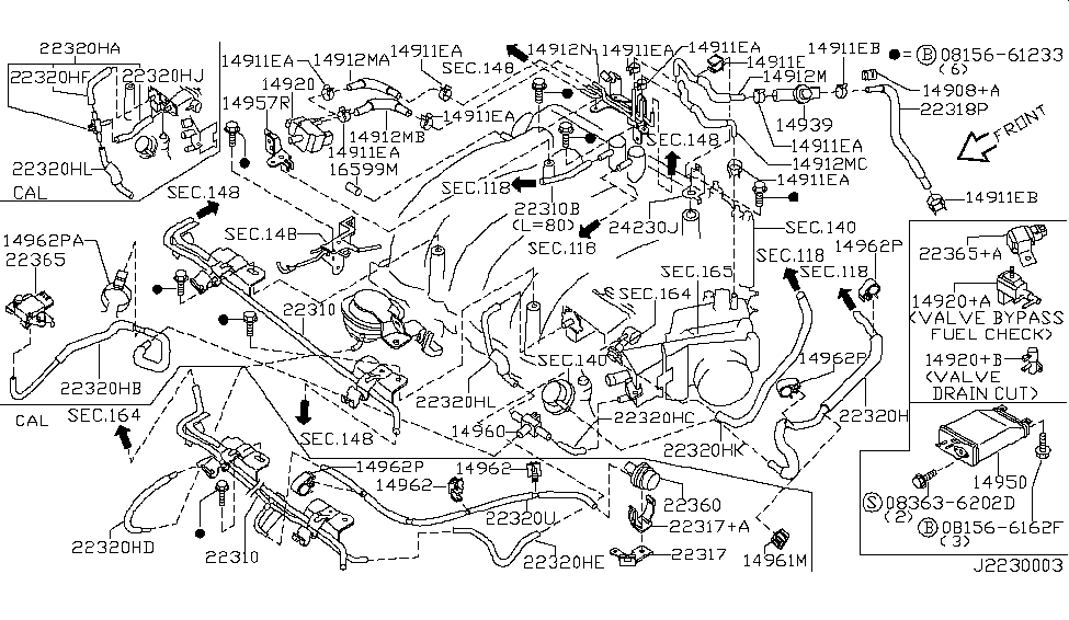2000 nissan maxima engine control vacuum piping 2000 nissan maxima vacuum hose diagram vacuum hose diagram 2000 nissan maxima