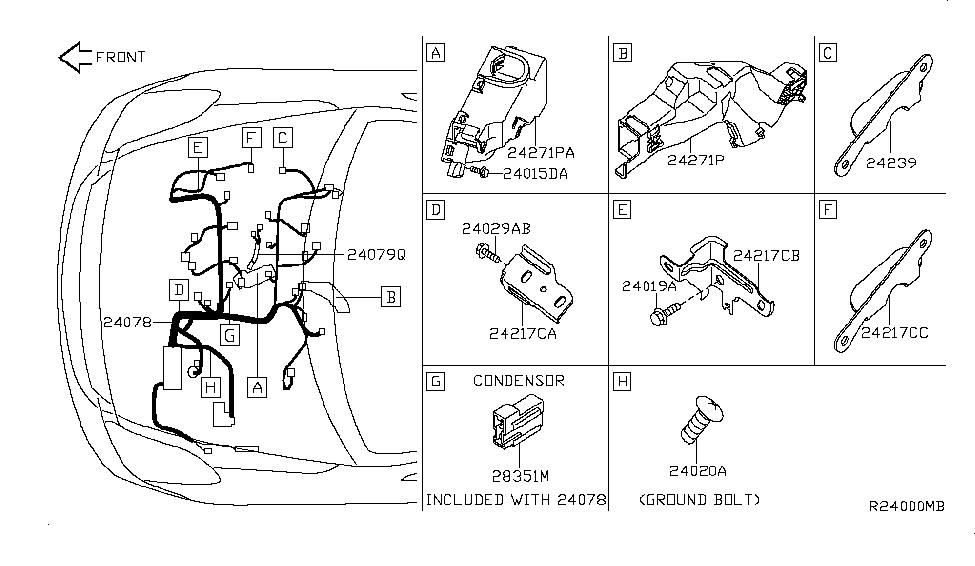 2010 nissan maxima wiring nissan parts deal 2010 Tundra Wiring Diagram 2010 nissan maxima wiring thumbnail 1
