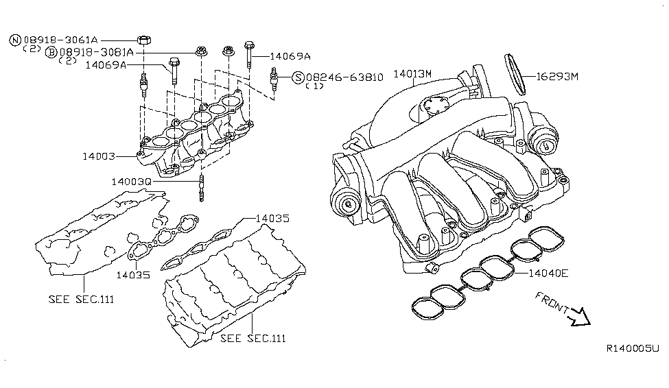 2009 Nissan Maxima Engine Diagram
