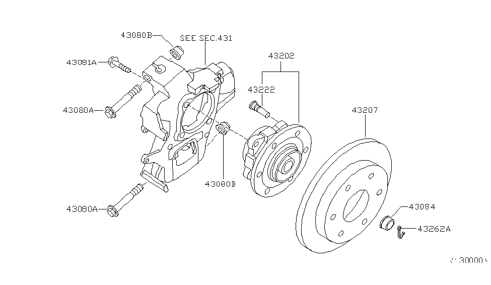 2010 nissan armada rear suspension