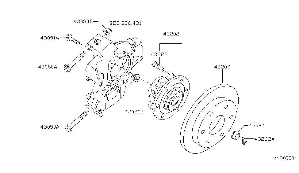 2004 Nissan Armada Rear Axle Nissan Parts Deal