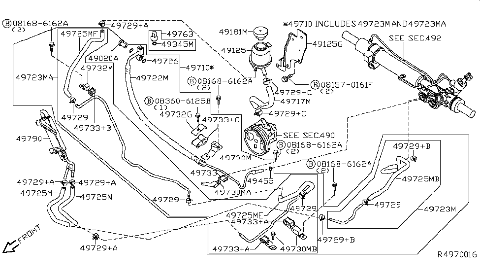 2011 Nissan Titan Engine Diagram