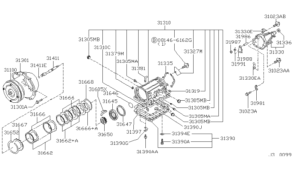 31390 41x06 genuine nissan 3139041x06 pan assy oil 2006 nissan frontier engine diagram