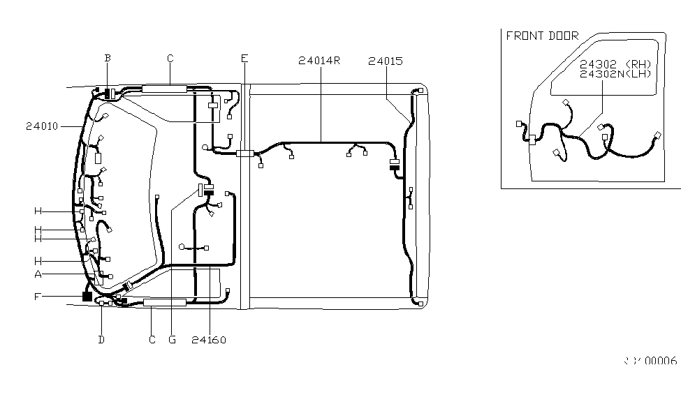 2004 nissan frontier wiring nissan parts deal 2004 Nissan Frontier Rear End Diagram