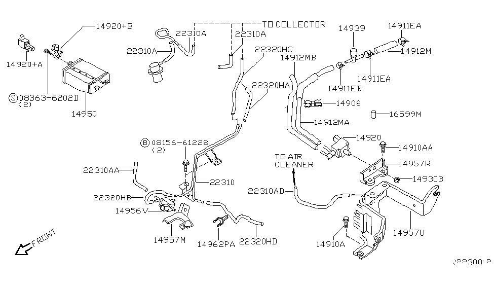 2004 nissan quest firing order diagram