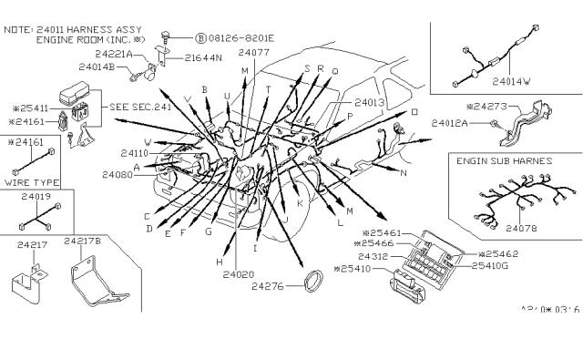 1994 nissan pathfinder wiring diagram auto wiring diagrams 1994 nissan pathfinder wiring diagram
