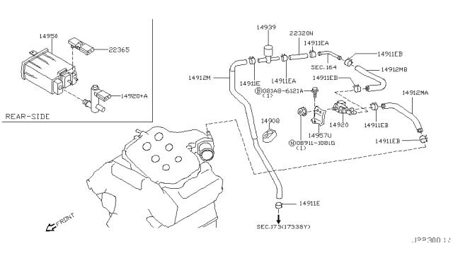 350z Engine Diagram