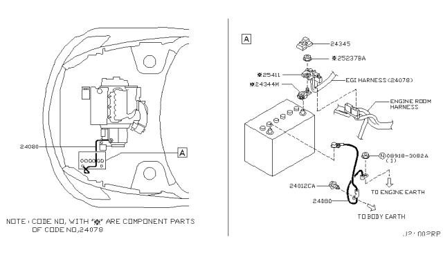 2003 nissan murano wiring harness  schematic wiring diagram