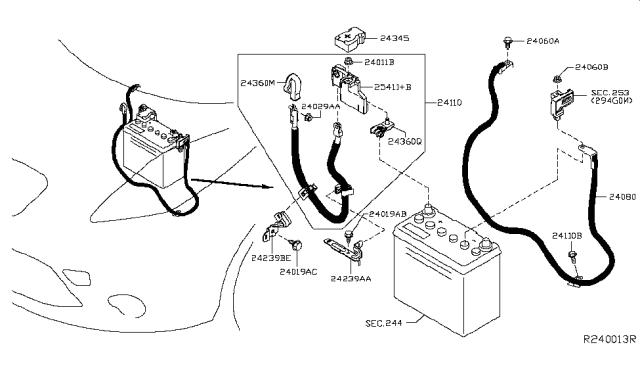 [SCHEMATICS_4FD]  2015 Nissan Leaf Wiring - Nissan Parts Deal | 2015 Nissan Leaf Wiring Diagram |  | Genuine Nissan Parts