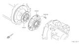 Related Parts for Nissan Stanza Clutch Disc - 30100-65E00