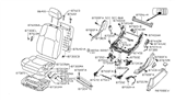 Related Parts for Nissan Seat Switch - 87066-EA120