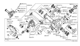 Related Parts for Nissan Differential - 38421-8S110
