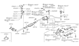 Related Parts for 1979 Nissan 200SX Muffler - 20100-N8705