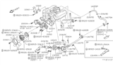 Related Parts for Nissan Pathfinder Thermostat - 21200-V5015