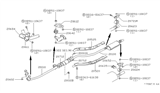 Related Parts for Nissan Datsun 310 Exhaust Pipe - 20010-M6601