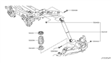 Related Parts for Nissan Shock Absorber - E6210-JM01A