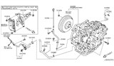 Related Parts for Nissan Thermostat - 21200-3DD0A