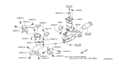 Diagram for Nissan Catalytic Converter - 208A1-CB200