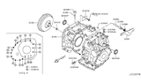 Related Parts for Nissan Versa Bellhousing - 313A1-3MX0D