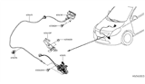 Related Parts for Nissan Hood Cable - 65620-1HL0A