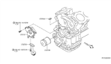 Related Parts for Nissan Frontier Oil Pump - 15010-EA200