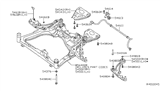 2013 Nissan Altima Front Suspension Diagram 2