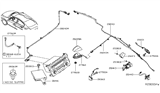 Related Parts for Nissan Maxima Antenna - 28208-ZX60A