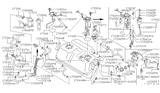 Nissan 300ZX Fuel Level Sensor - Guaranteed Genuine Nissan Parts
