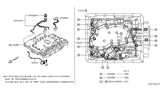 Related Parts for Nissan Valve Body - 31705-3DX7C