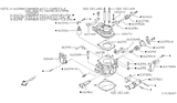 Diagram for Nissan Frontier Throttle Body - 16119-3S510