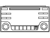 28185-8Z500 | Genuine Nissan #281858Z500 DECK-CDNissanPartsDeal.com - Genuine Nissan Parts