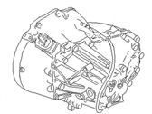 Nissan Axxess Transmission Assembly - 32010-30R01