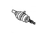 Nissan Altima Drive Shaft - 39101-3NT0A
