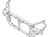 Nissan Altima Radiator Support - 62500-ZB610