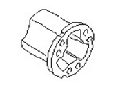 Nissan 200SX CV Joint - 39711-W1210