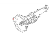Nissan 280ZX Transmission Assembly - 32010-N4214
