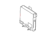 Nissan Pathfinder Engine Control Module