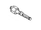 Nissan Sentra Tie Rod End - 48521-35A06