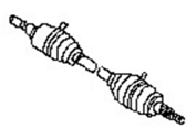 Nissan Altima Drive Shaft - 39101-JA010