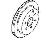 Nissan Brake Disc - 43206-EA010