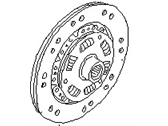 Nissan 200SX Clutch Disc - 30100-N8400