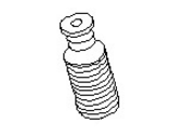 Nissan Coil Spring Insulator - 55240-0M315
