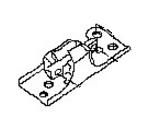 Nissan Quest Engine Mount - 11220-8Y000