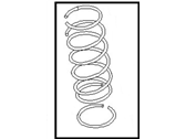 Nissan Pathfinder Coil Springs - 54010-2W500