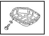 Nissan Rogue Oil Pan - 11110-4BB0B