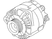 Nissan Altima Alternator - 23100-8J000
