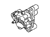 Nissan Versa Note Oil Pump - 15010-3AA0A