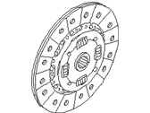 Nissan 200SX Clutch Disc - 30100-53J14