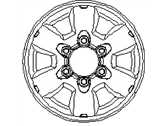 Nissan Versa Note Spare Wheel - 40300-9KS1A