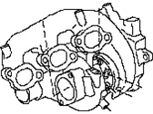 Nissan Altima Turbocharger - 14411-5NA1A